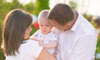 Ferienpark mit Baby bzw. Kleinkind