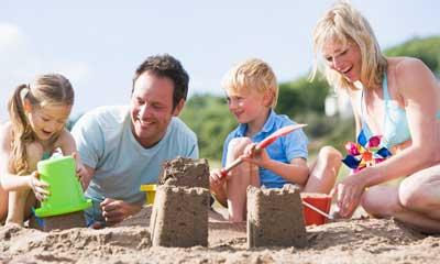 Sommerferien im Ferienpark