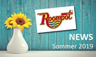 Roompot Parks News