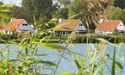 Ferienpark Oostduinkerke aan zee in Belgien