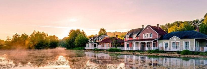 Ferienpark Le Lac d Ailette © Center Parcs