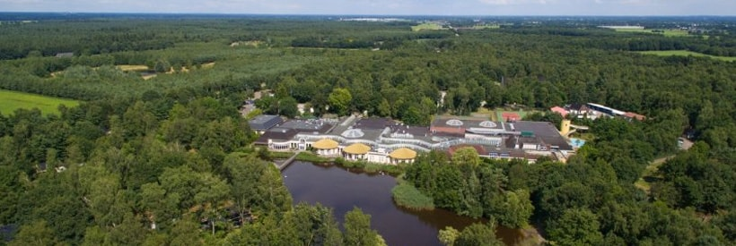 Ferienpark Limburgse Peel © Center Parcs