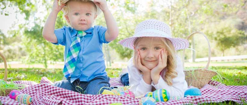 Ostern im Ferienpark