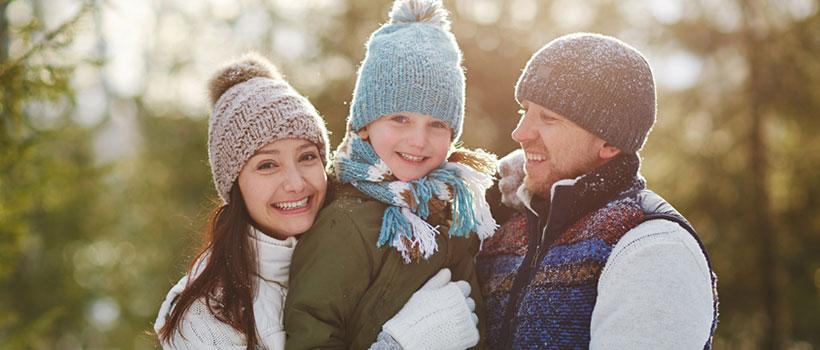 Ferienparks im Winter - Spaß für die ganze Familie