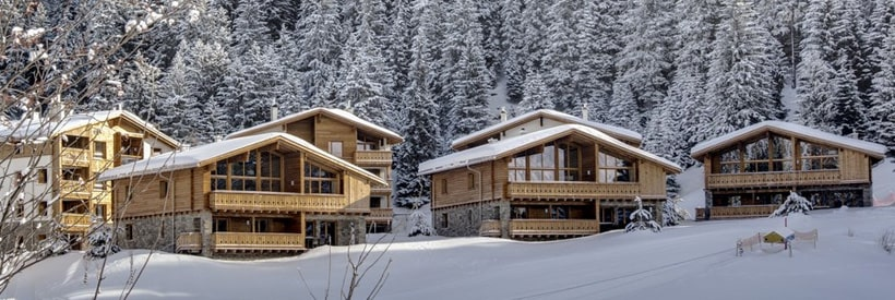 Landal Alpine Lodge Lenzerheide © Landal GreenParks