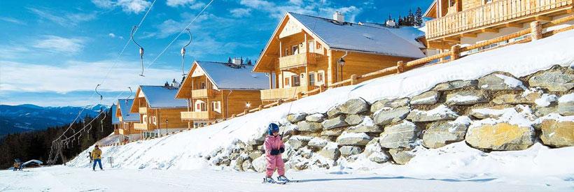 Landal Katschberg im Winter