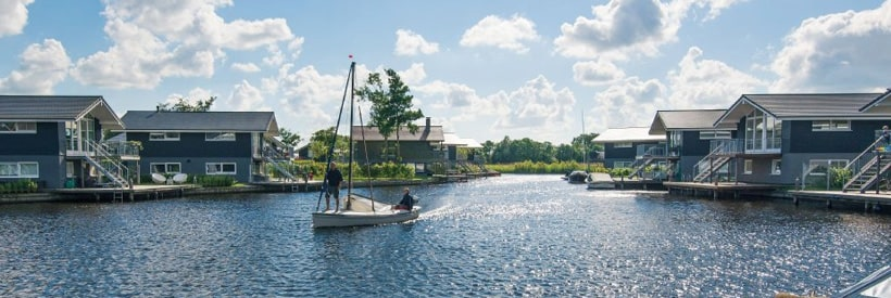 Landal Waterpark Sneekermeer © Landal GreenParks
