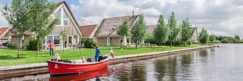 Landal Waterpark Terherne © Landal GreenParks