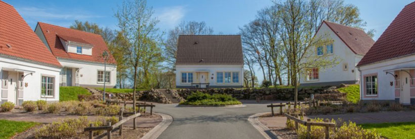 Ferienresort Bad Bentheim ©: Roompot Parks