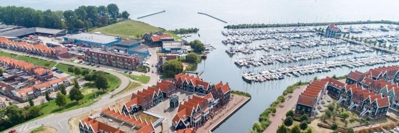 Marinapark Volendam © Roompot Parks