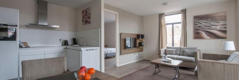 Résidence Wijngaerde © Roompot Parks