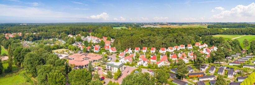 Ferienpark Resort Arcen © Roompot Parks