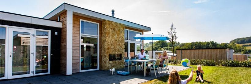 Résidence Valkenburg Luxus Ferienhaus © TopParken