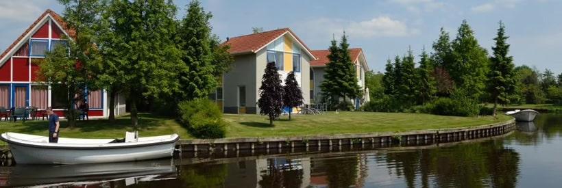 Villapark Schildmeer in Steendam. Ferienpark in Groningen © Roompot Parks