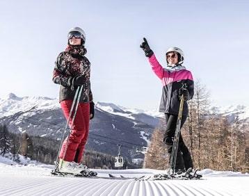 Wintersport im Ferienpark