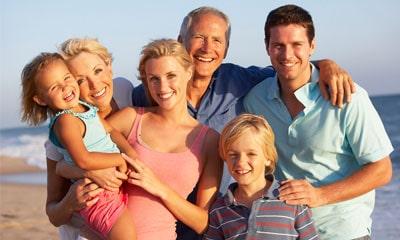 Ideal für Urlaub mit der ganzen Familie